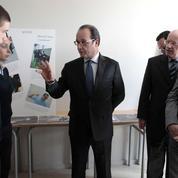 Pour François Hollande, le chômage est «trop élevé»