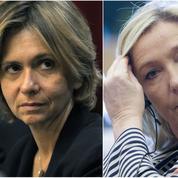 Pécresse : «Marine Le Pen acceptera-t-elle l'héritage fiscal de son père ?»