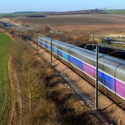 La France dépense 180 euros par an et par habitant pour son train