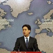 Ed Miliband : «Je veux rendre à la Grande-Bretagne sa place dans le monde»