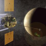 Crash de fin sur Mercure pour la sonde américaine Messenger