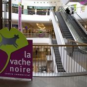Un chinois à l'assaut de centres commerciaux en France