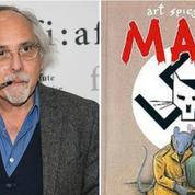 Art Spiegelman s'indigne du retrait de Maus des librairies russes