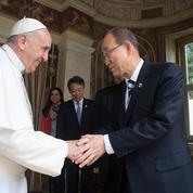 Climat: le plaidoyer vert du pape François