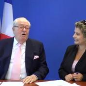 Une fidèle de Le Pen dénonce une opération «téléguidée» contre lui et quitte le FN