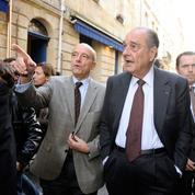 Chirac serait prêt à «venir coller des enveloppes» pour faire gagner Juppé