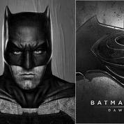 Batman v Superman :le masque dur de Ben Affleck
