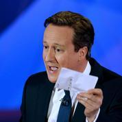 David Cameron domine le dernier débat de la campagne électorale britannique