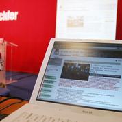 Congrès du PS: la bataille est lancée sur Internet