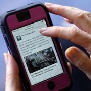 Le mobile, nouveau support privilégié de l'information