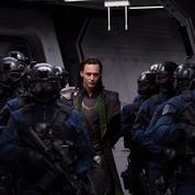 Avengers. L'Ère d'Ultron :Loki coupé au montage