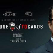«House of Tocards» : l'UMP contre-attaque à la com' du gouvernement