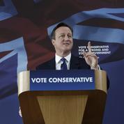 Entre Hollande et Cameron, la relation est distanciée