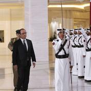 Vente de Rafale : Hollande salue le «bon choix» du Qatar