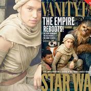 Star Wars VII :deux générations d'acteurs font la une