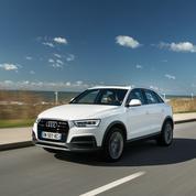 Audi Q3 : une championne en grande forme