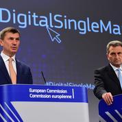 Bruxelles va mieux encadrer les géants du Web