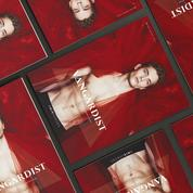 Un magazine imprimé avec du sang de personnes séropositives