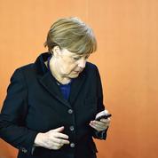 La coalition de Merkel secouée par le scandale d'espionnage