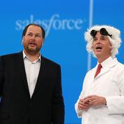 Microsoft s'invite parmi les prétendants au rachat de Salesforce