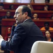 Pour ses trois ansde mandat, Hollande annonce des mesures en faveur des jeunes