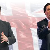 Élections législatives en Grande-Bretagne : Cameron/Miliband, le duel des candidats