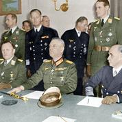 René Bondoux raconte la signature de la capitulation allemande le 8 mai 1945