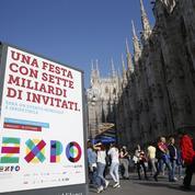 L'Expo de Milan va favoriser la croissance italienne