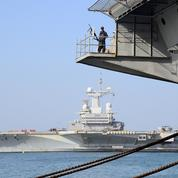 L'Inde et la Chine rivales navales