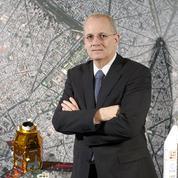Jean-Yves Le Gall, la tête dans les étoiles