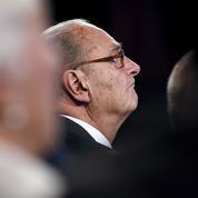 Une rencontre Raffarin-Chirac filmée dans les bureaux de l'ancien président