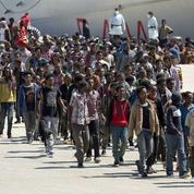 Asile: craintes autour du projet de quotas par pays
