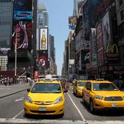 Quand il n'y aura que des voitures sans chauffeur à New York