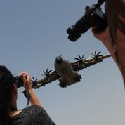 Après le crash de Séville, le patron de l'A400M teste lui-même l'avion militaire