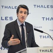 Thales: Proglio se retire, Patrice Caine seul à la barre