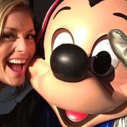 Après sa rupture, Lindsey Vonn se console à Disneyland