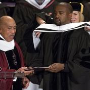 Kanye West : désormais, appelez-le «docteur»