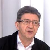 Mélenchon félicite Philippot d'avoir réussi à écarter «le vieux fasciste» Le Pen