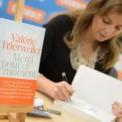 Valérie Trierweiler, le succès dans la poche