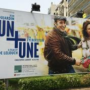 Jean Dujardin fait «Chabadabada» chez Claude Lelouch