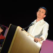 En Gironde, Manuel Valls fait campagne pour le rassemblement socialiste