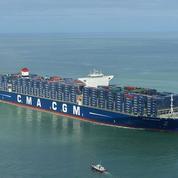 Un navire plus grand que la Tour Eiffel prend la mer