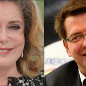 Catherine Deneuve crée la polémique avec le maire de Dunkerque