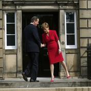 David Cameron face au chantage à l'indépendance des nationalistes écossais
