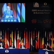 La BERD, banque de l'Est, aide à présent la Grèce