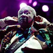 B.B. King, le monde de la musique a le blues