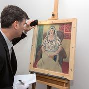Affaire Gurlitt: Femme assise de Matisse rendu à ses héritiers
