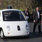 La Google Car sans conducteur circulera sur les routes californiennes cet été