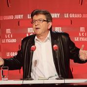 Mélenchon invite les militants à voter une «motion de censure contre Valls»