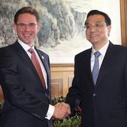 Pékin veut investir le plan Juncker